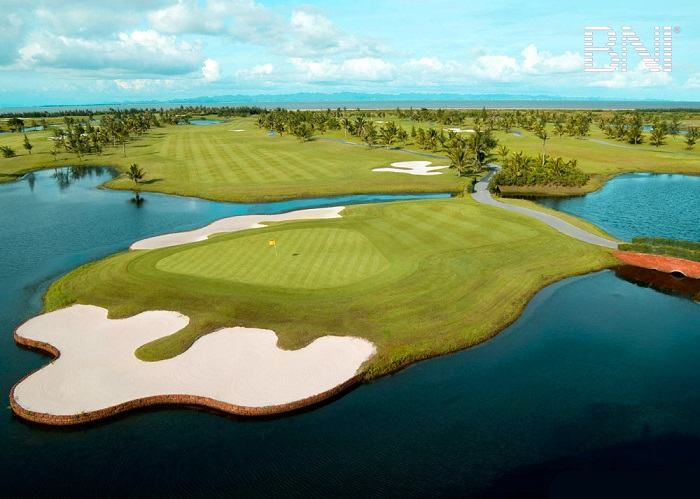 Sân BRG Ruby Tree Golf Resort, Hải Phòng.Ảnh minh họa. Nguồn:BNI