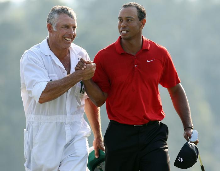 Steve Wiliiams cùng Tiger Woods giành về 13 giải major