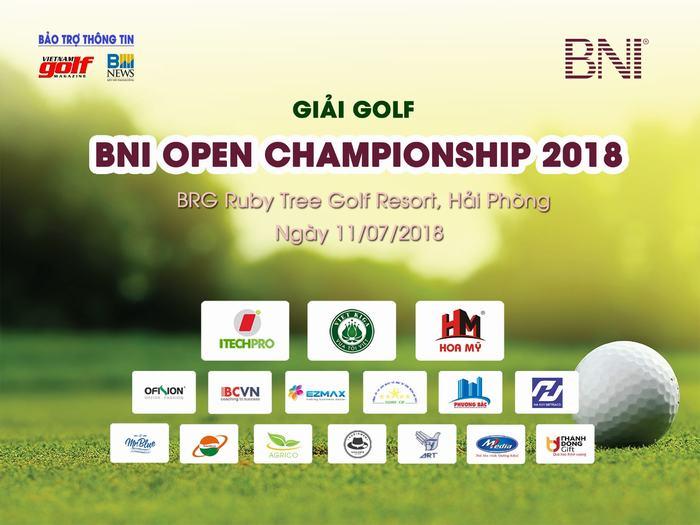BNI Open Champioship 2018