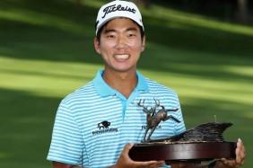 Michael Kim có chức vô địch đầu tiên trong sự nghiệp
