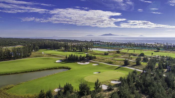 Vinpearl Golf Nam Hội An nơi đăng cai giải đấu