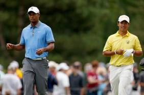 Tiger+Woods+Hideki+Matsuyama+World+Golf+Championships+e_qTAcpuh4Nl