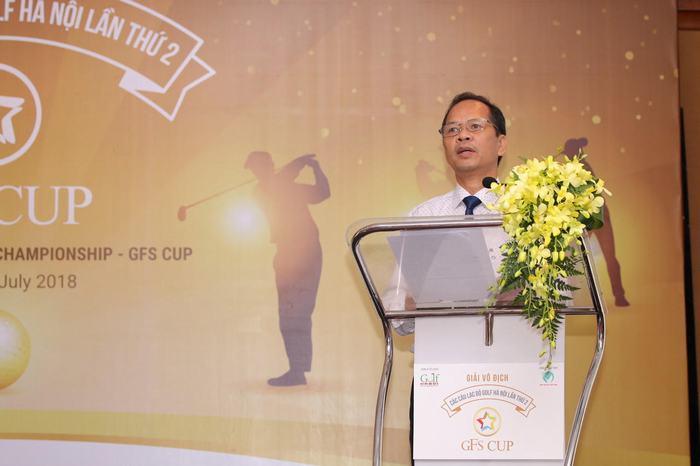 Ông Phạm Thành Công - Chủ tịch Tập đoàn GFS
