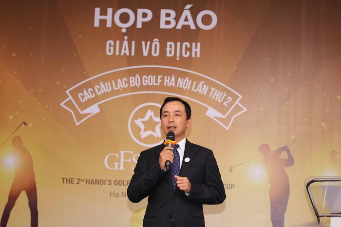 Ông Lê Hùng Nam - Giám đôc giải