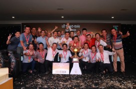 CLB Golf G-L 9295 vô địch giải 'Vô địch các CLB Golf Hà Nội – Lần thứ 2'