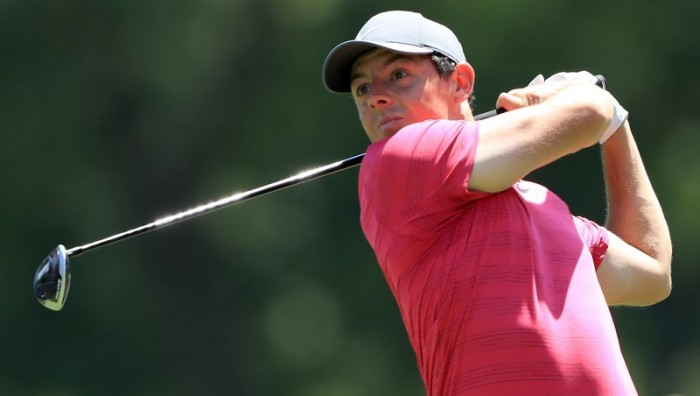 Rory McIlroy phát huy tốt  ưu thế driving tại giải đấu