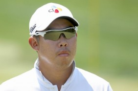 Byeong Hun An. Photo credit Getty Images