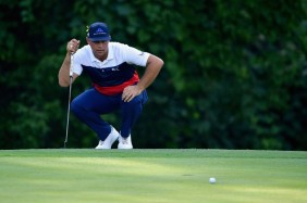 Gary Woodland (Photo by Stuart Franklin/Getty Images)