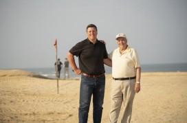 Mr Ben Style (left) and Mr Robert Trend Jones Jr