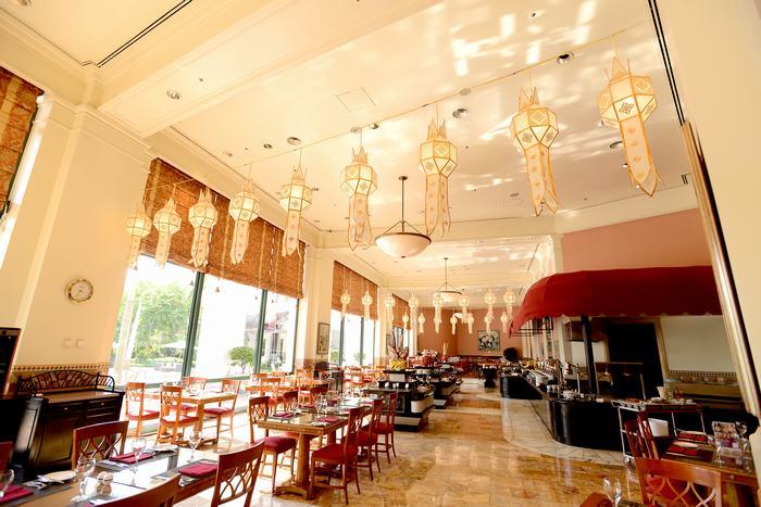 Café Promenade restaurant