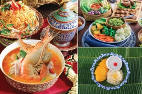 Thailand signature dishes
