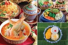 Thailand signature dishes