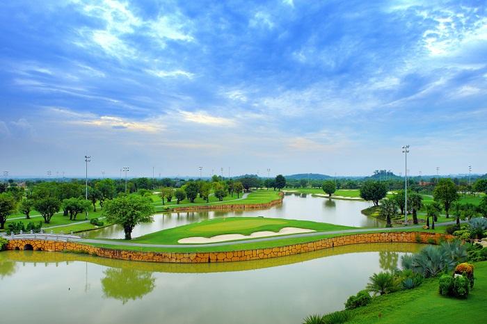 Long Thành golf4