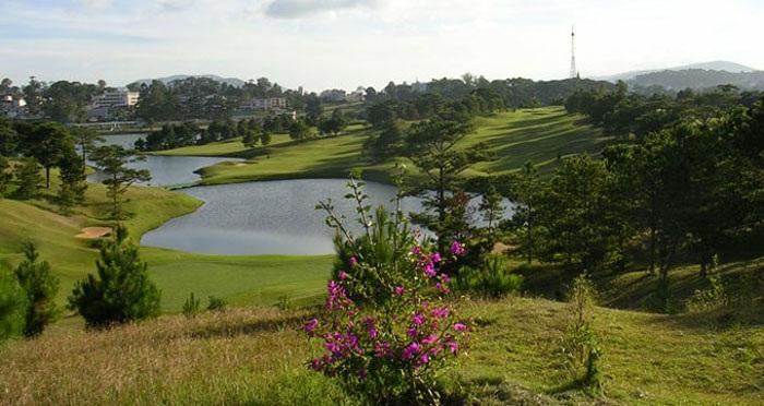 Đà lạt golf