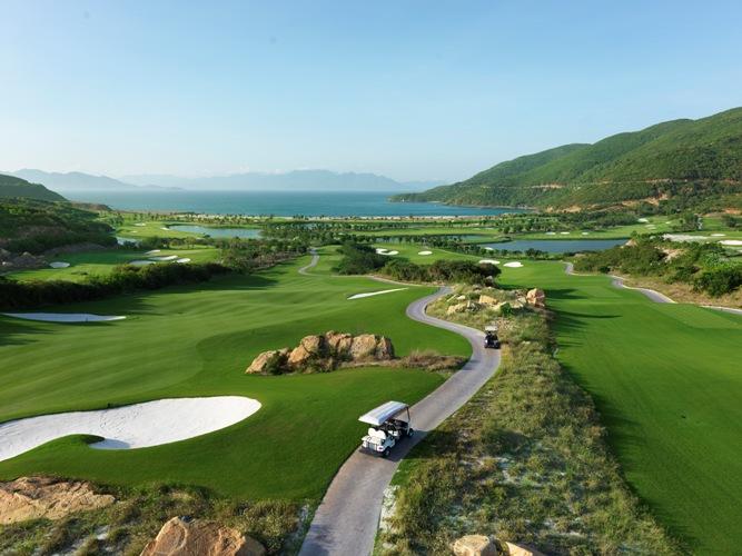 Vinpearl Golf Nha Trang (18Holes)