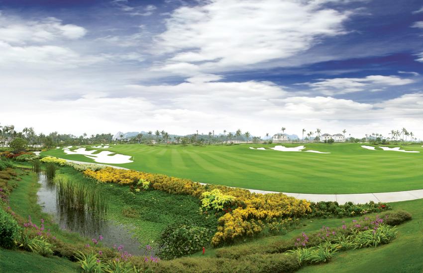 Sông Giá Golf Resort (27 Holes)