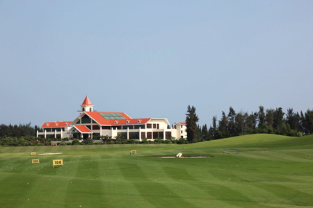 Mong Cai International Golf Club (18 Holes)