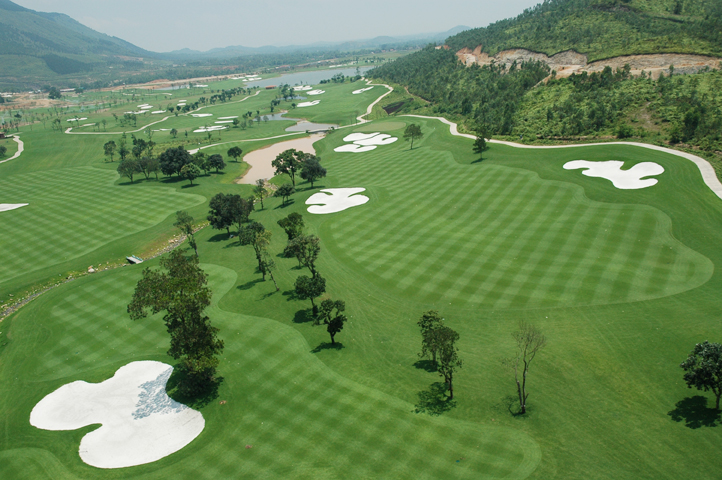 Tam Dao Golf Resort (18 Holes)