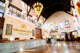 Palm Garden - lobby,