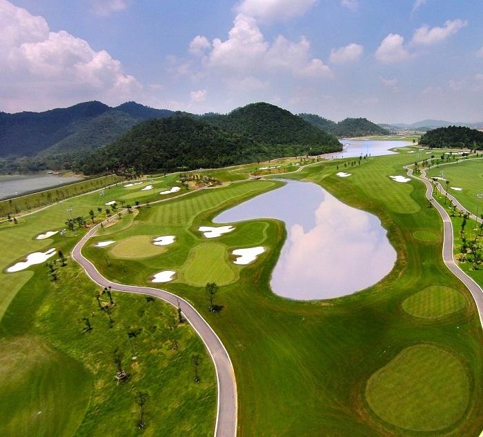 BRG Legend Hill Golf Resort(18 Holes)
