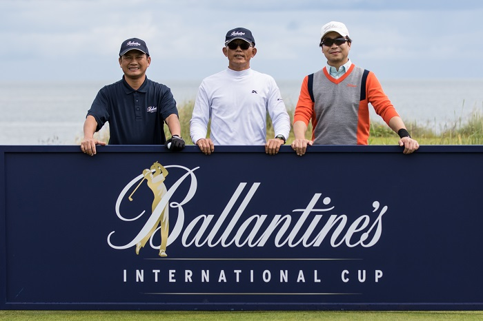 Ballantine's International Cup, Royal Dornoch