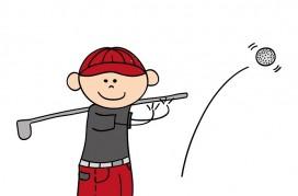 Golfer-Boy
