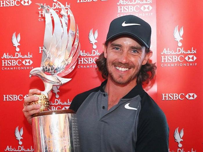 Tommy Fleedwood surges to Abu Dhabi glory