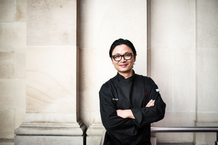 Chef Luke Nguyen