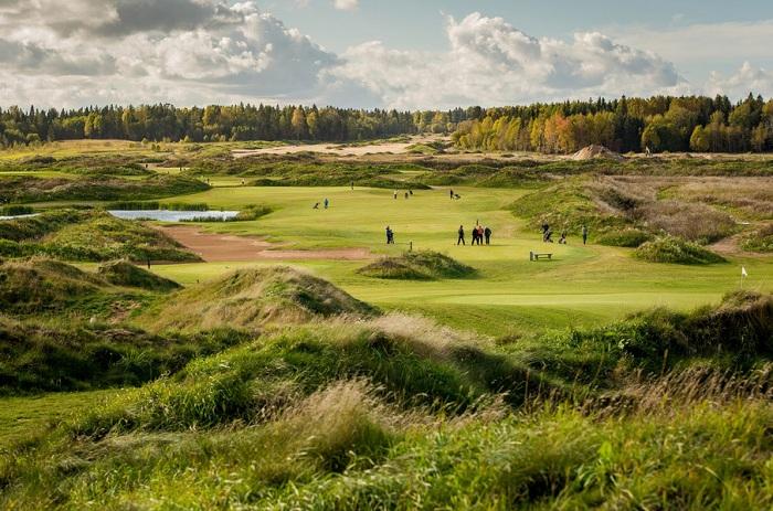 Gorki golf club 11
