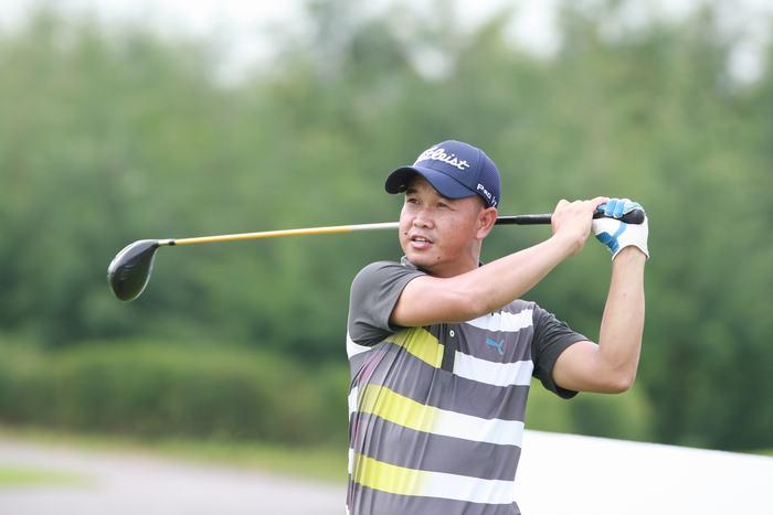 Golfer Lai Thế Cường