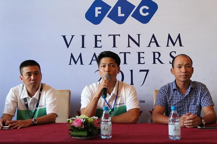 FLC Vietnam Master họp báo