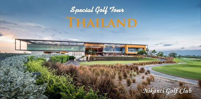 Tour golf Thái Lan đặc biệt