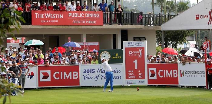 CIMB Classic là giải đấu thuộc PGA Tour có số tiền thưởng hơn 1 triệu đô la cho nhà vô địch.