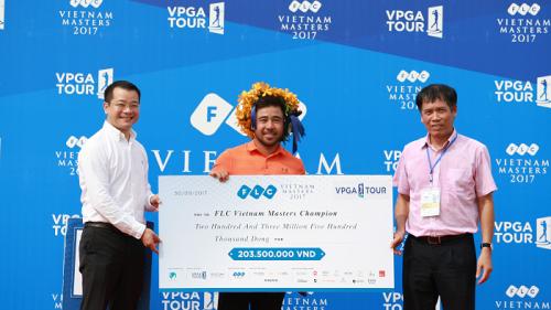 FLC Vietnam Masters 2017 là giải thuộc hệ thống golf chuyên nghiệp đầu tiên tại Việt Nam