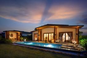 """Mövenpick Villas - Thiết kế biệt thự một tầng sát biển """"độc nhất vô nhị"""" tại Việt Nam"""