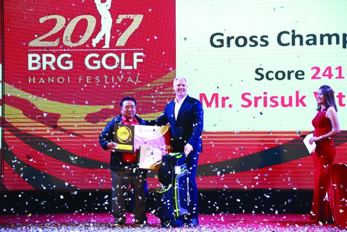 Mr. Srisuk Vithaya_ Gross Champion