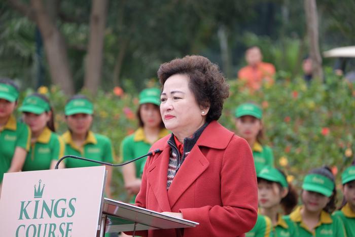 Madame Nguyễn Thị Nga, Chủ tịch Tập đoàn BRG