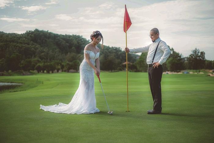 Wedding Shooting at LGLC