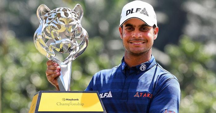 Shubhankar Sharma vô địch Maybank Championship diễn ra tại Malaysia