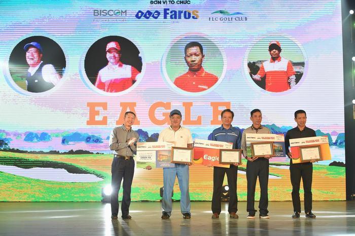 FLC Faros Golf Tournament 2018 đạt kỷ lục số lượng giải Eagle với 15 giải