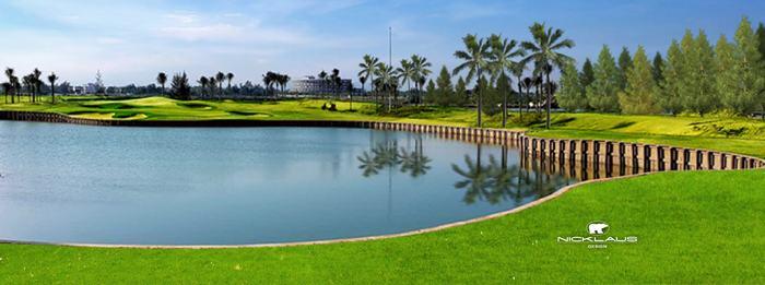 Sân golf Bờ Kè Đà Nẵng