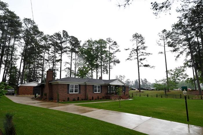 Ngôi nhà ở Augusta National