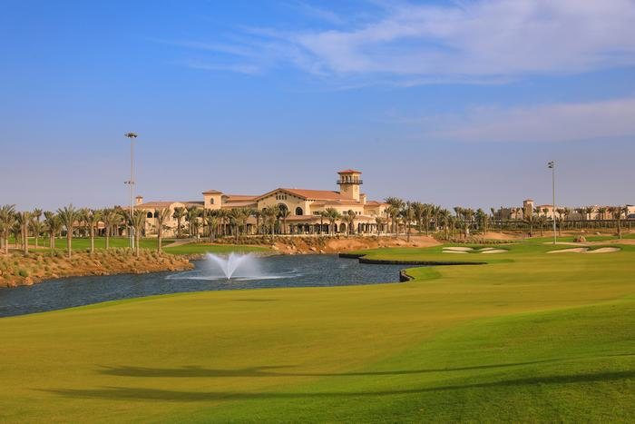 Royal Greens Golf and Country Club 18th Hole