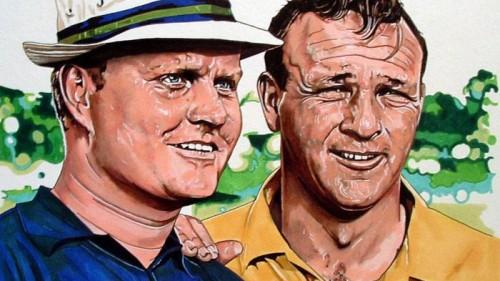 Jack Nicklaus & Arnold Palmer