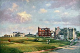 SH16_Donald-Shearer_The-Road-Hole-Old-Course-St-Andrews