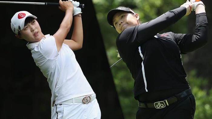 Ariya Jutanugarn chiến thắng Hyo-Joo Kim ở trận playoff