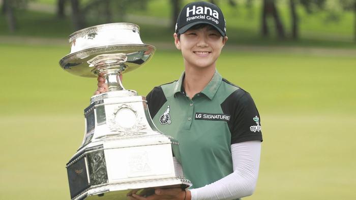 Sung Hyun Park có danh hiệu major thứ 2