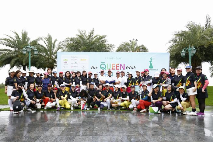 Giải Queen Club Open 2018