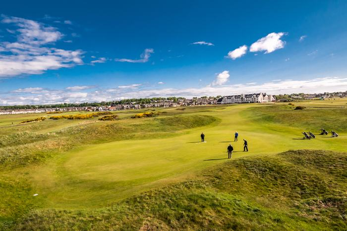 Carnoustie Championship (2 of 4)