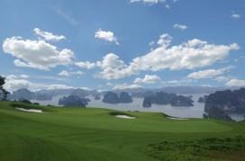 Hố 12 sân  FLC Halong Bay Golf Club & Resort